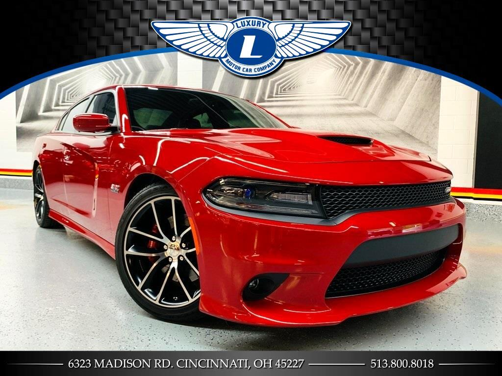 Dodge Charger 4dr Sdn RT Scat Pack RWD 2015
