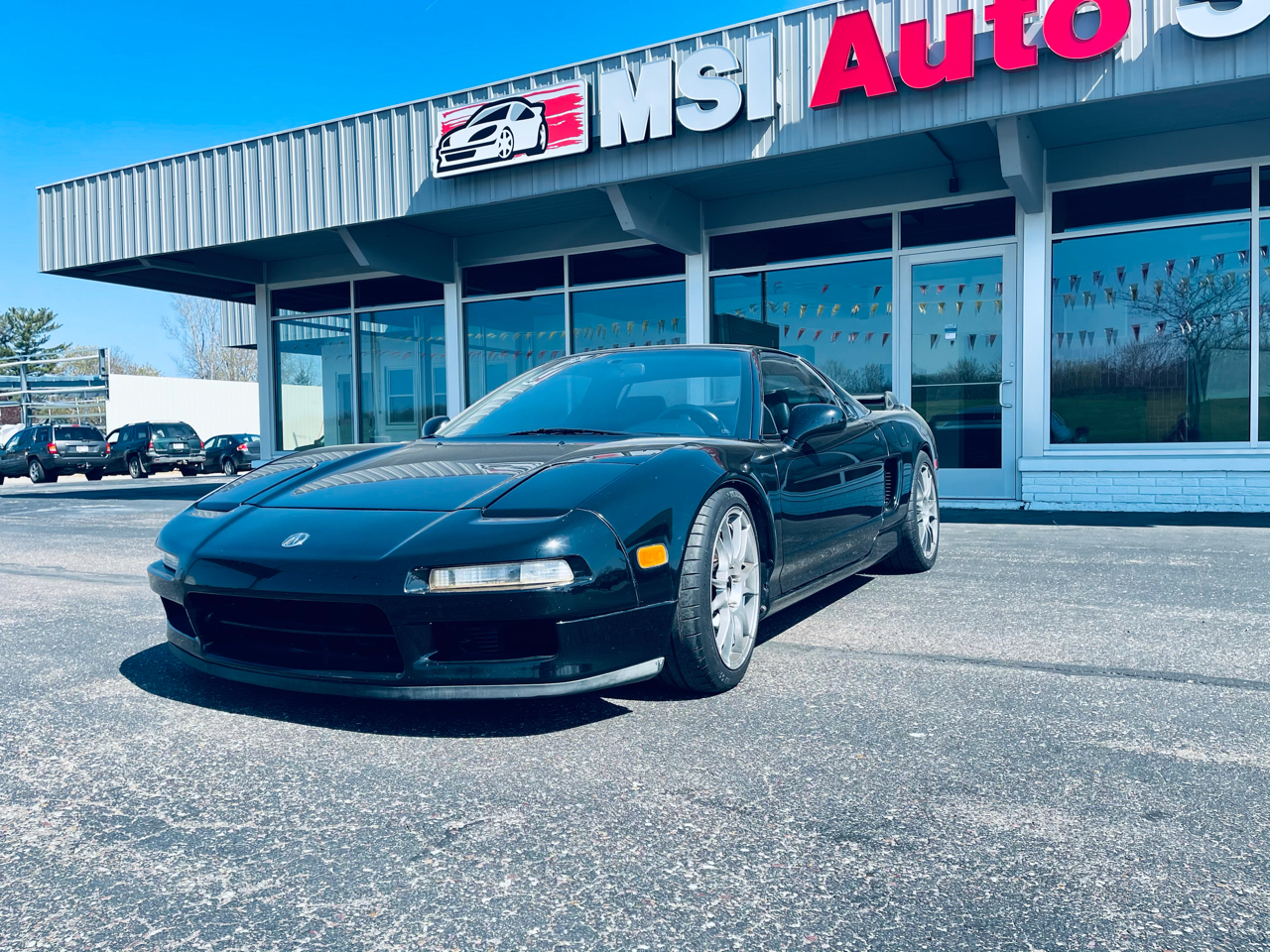 Acura NSX 2dr Coupe Sport 5-Spd 1991