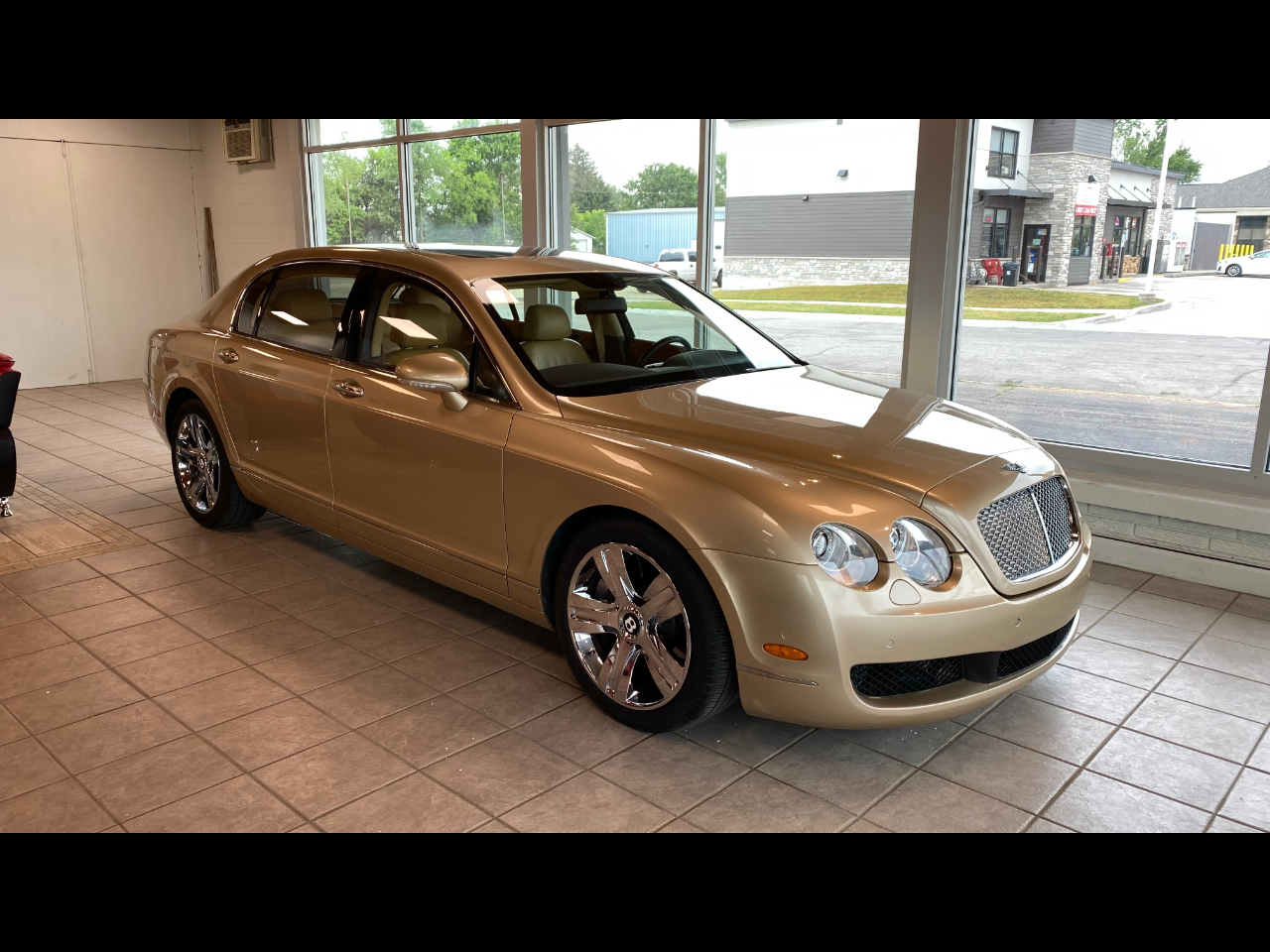 Bentley Continental Flying Spur 4dr Sdn 2007
