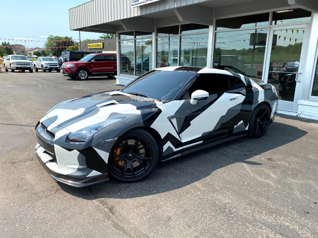 Nissan GT-R 2dr Cpe Premium 2010