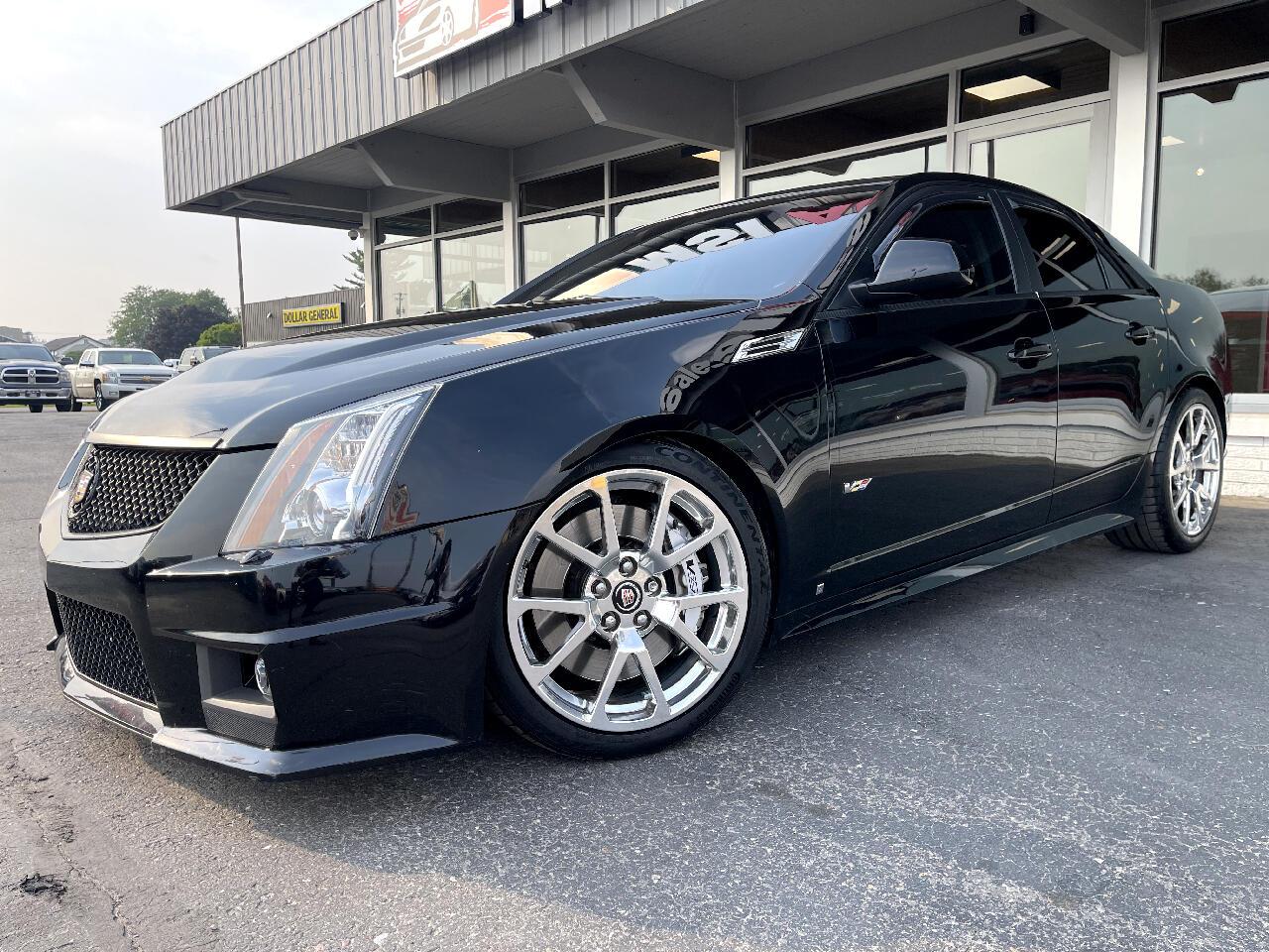 Cadillac CTS V 2009