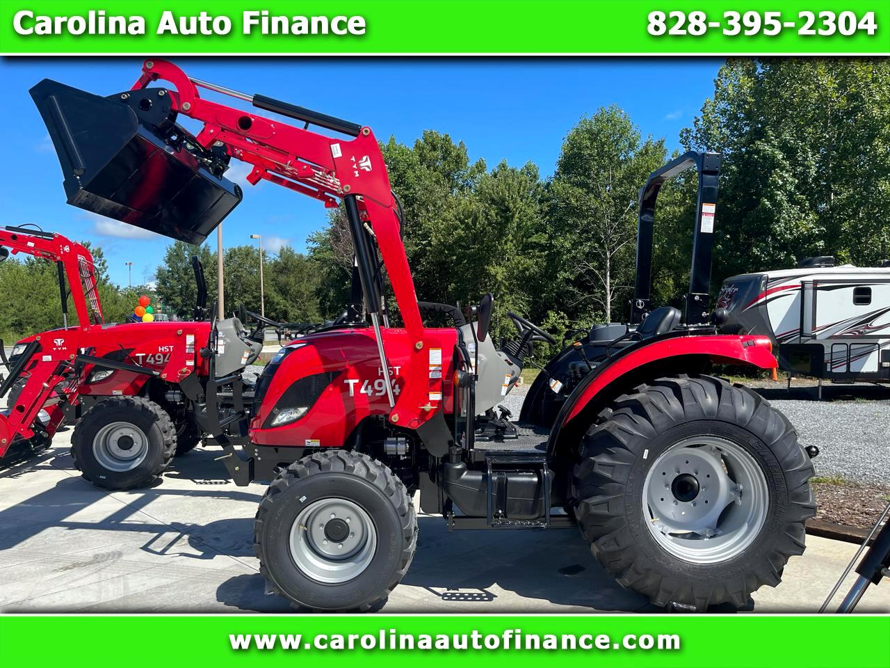 TYM Tractors T494  2021