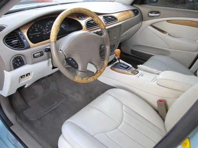 2002 Jaguar S-Type 3.0