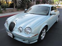 2002 Jaguar S-Type