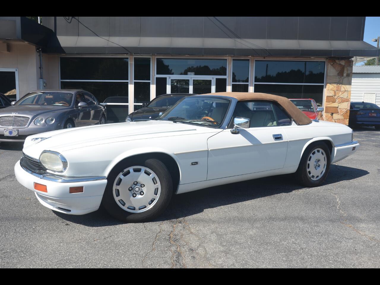 Jaguar XJS Convertible 2dr 4.0L Convertible 1996