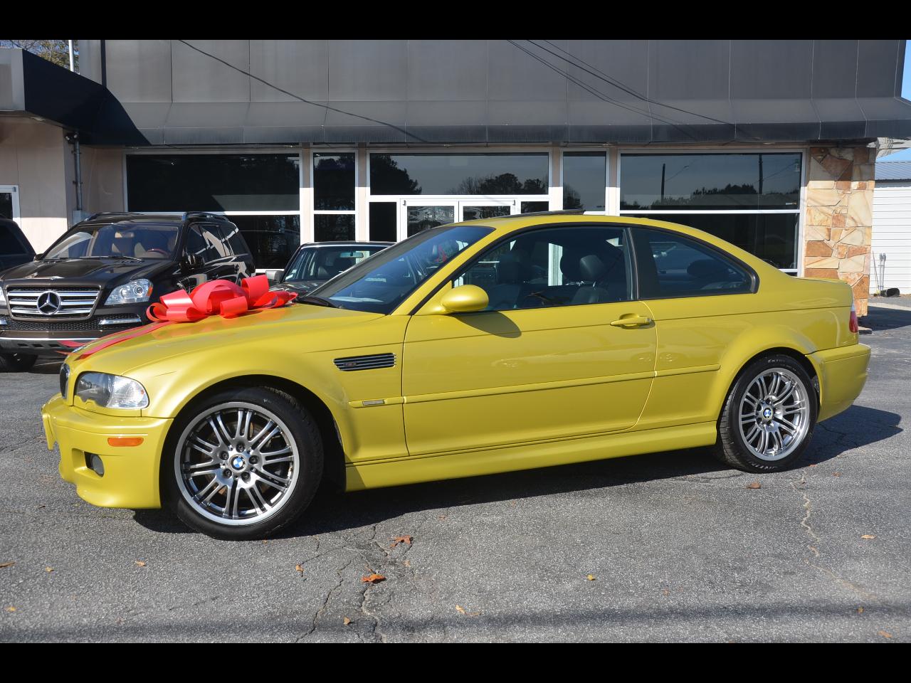 BMW 3 Series M3 2dr Cpe 2005