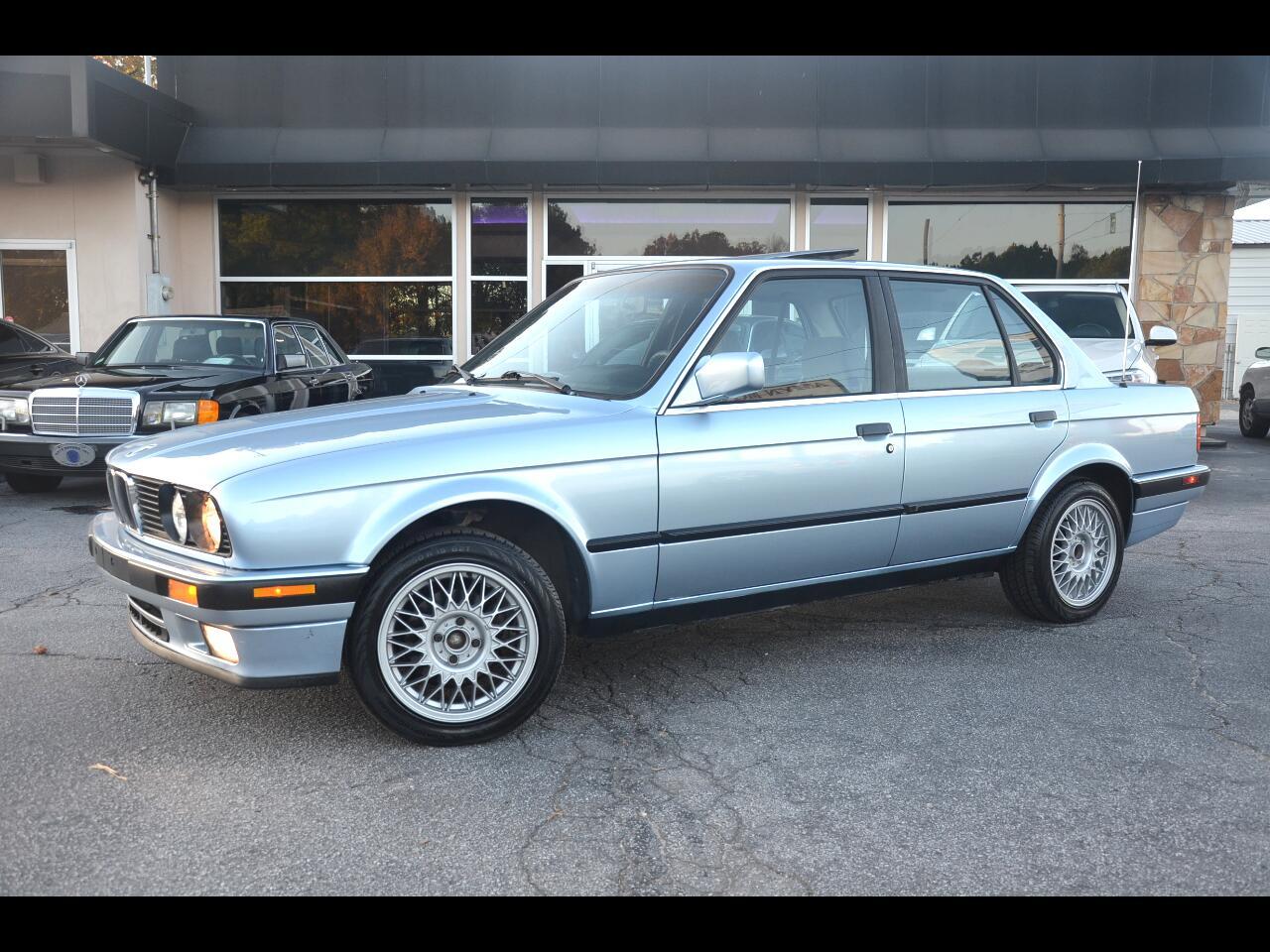 BMW 3 Series 4dr Sedan 325i 1991