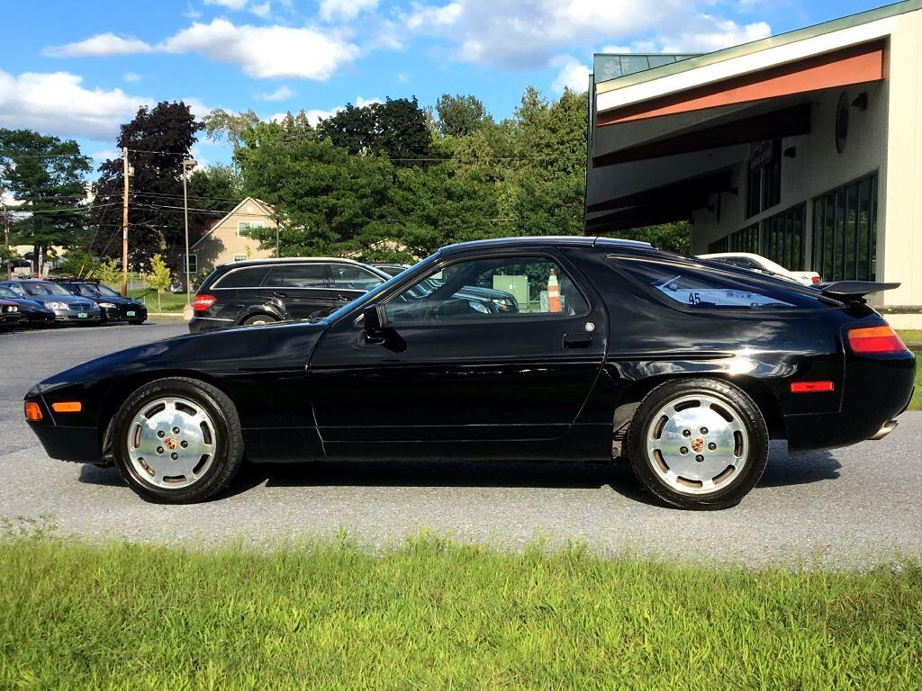 Porsche 928 S4  1987