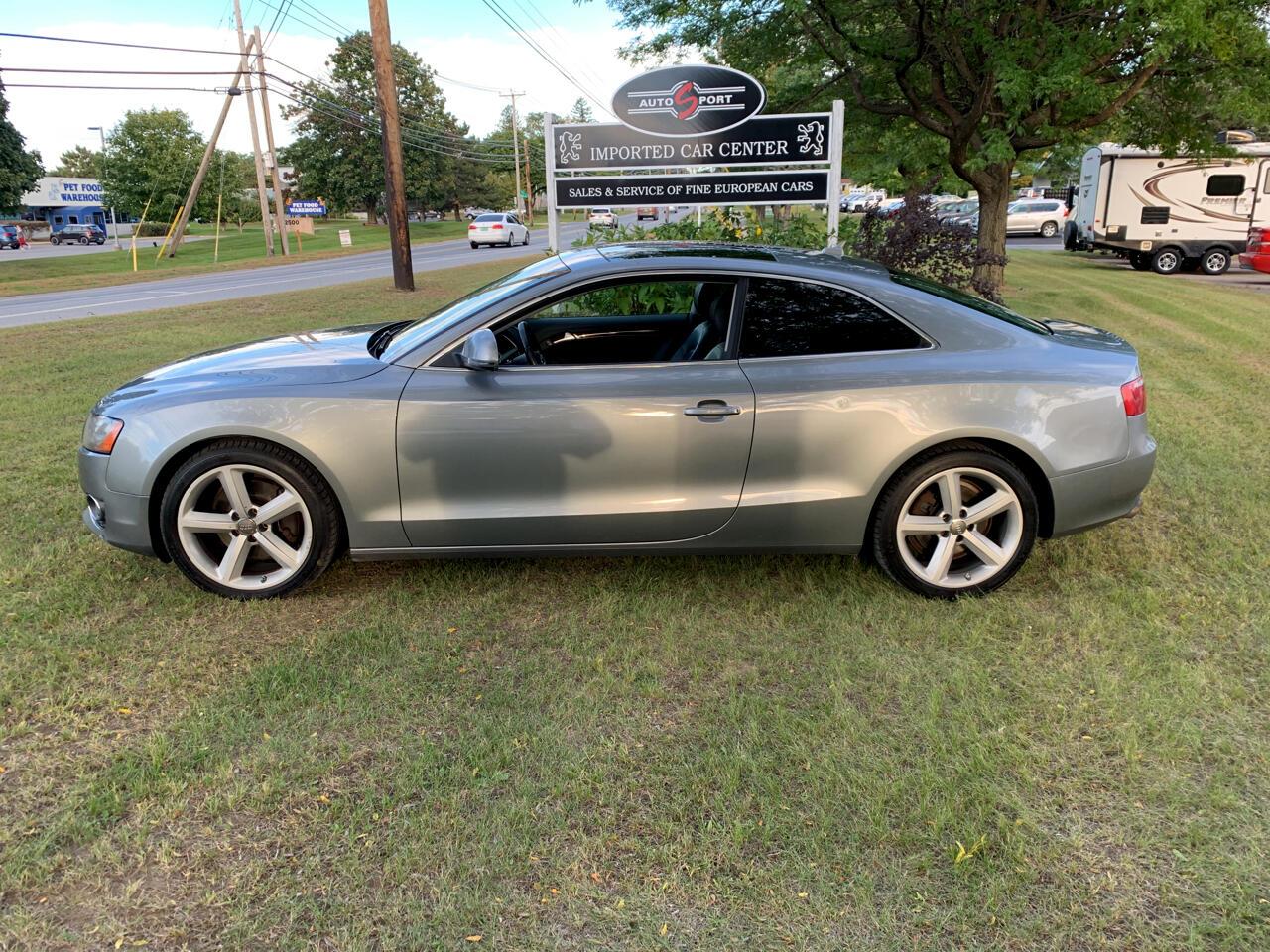 Audi A5 2dr Cpe Man 2009