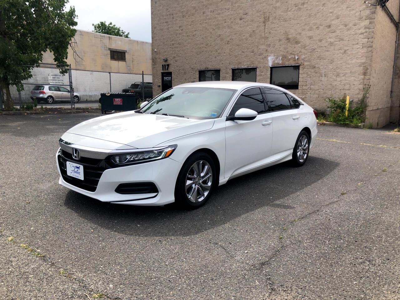 Honda Accord Sedan LX 1.5T CVT 2018