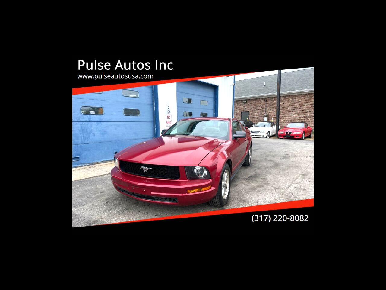 Ford Mustang V6 Standard Coupe 2006