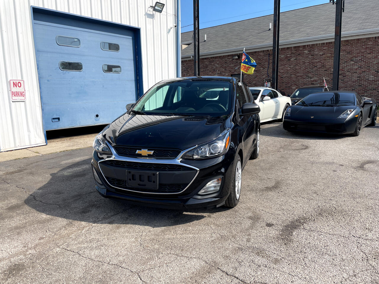 Chevrolet Spark LS Manual 2020