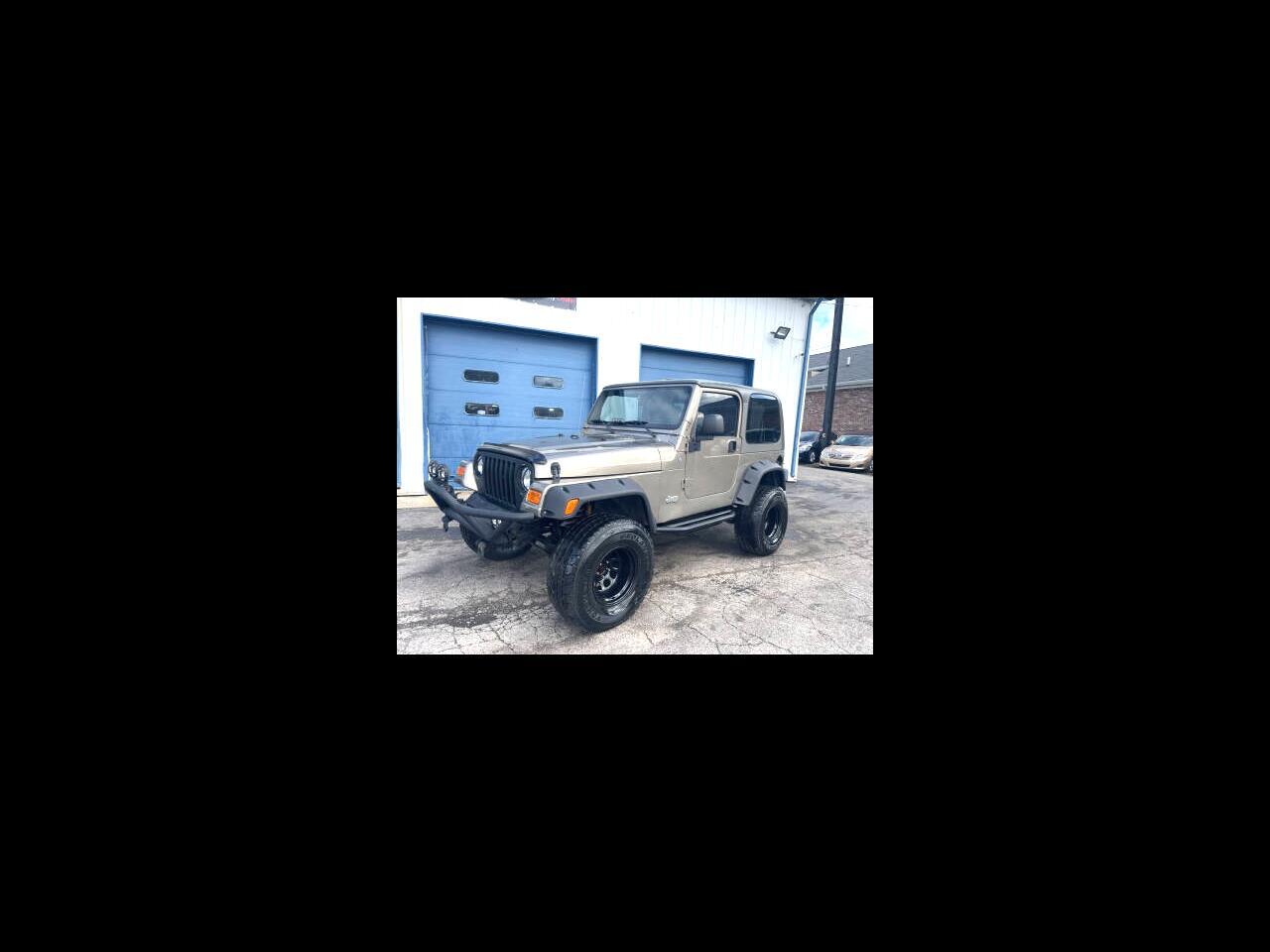 Jeep Wrangler SE 2004