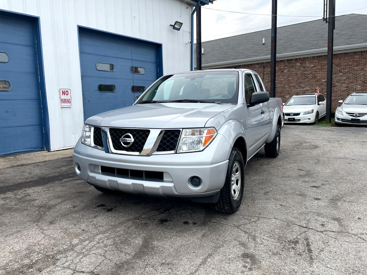 Nissan Frontier XE King Cab 2WD 2008