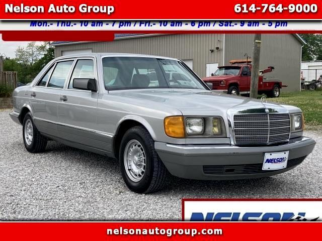 Mercedes-Benz 380  1983