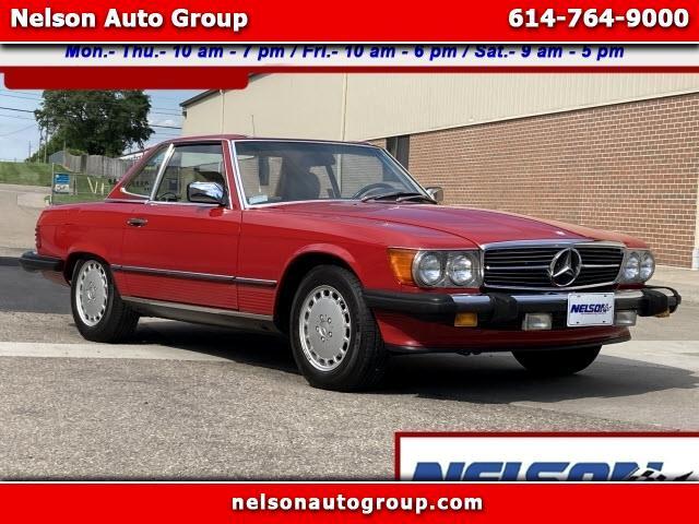 Mercedes-Benz 560  1989