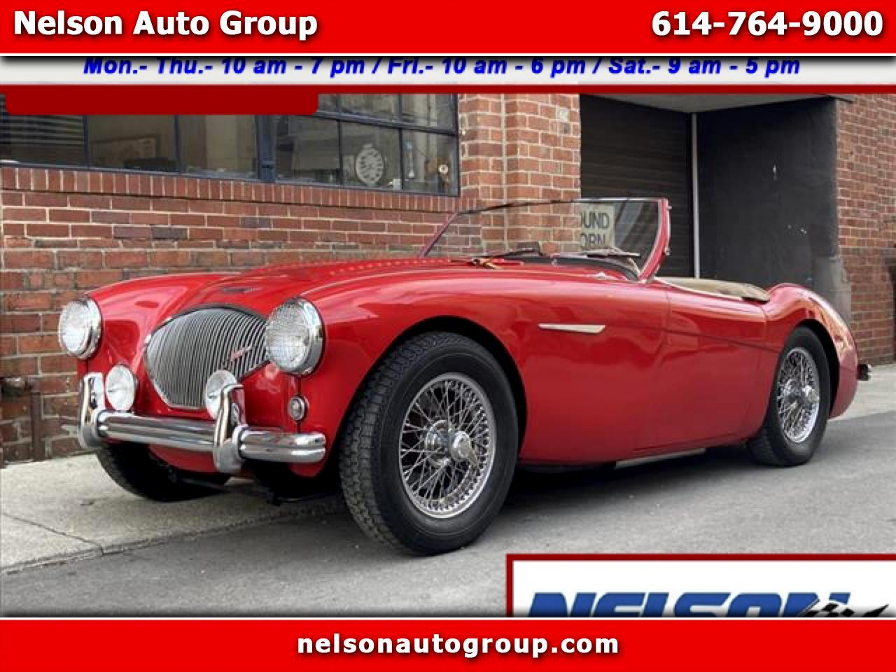Austin-Healey 100-4 BN1  1956