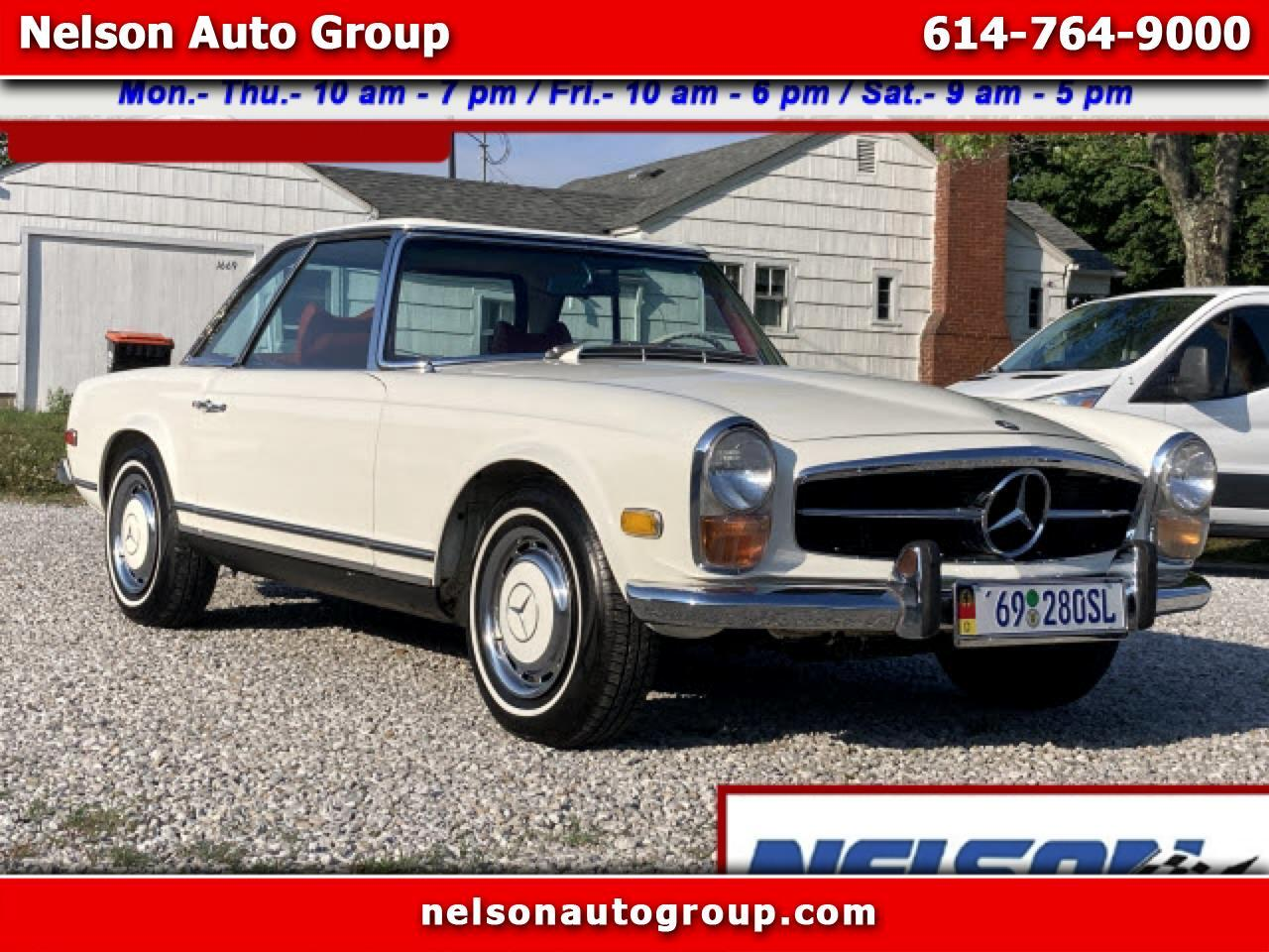 Mercedes-Benz 280SL  1969