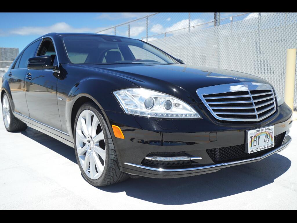 2010 Mercedes-Benz S-Class 4dr Sdn S 400 Hybrid RWD