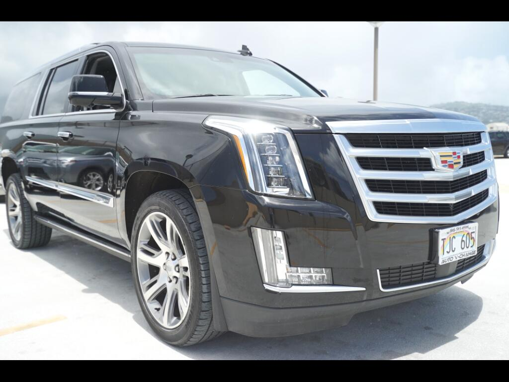 2016 Cadillac Escalade ESV 2WD 4dr Premium Collection