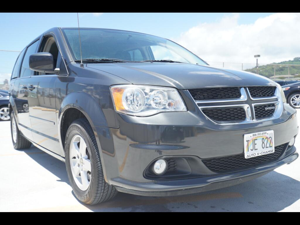 2011 Dodge Grand Caravan 4dr Wgn Crew