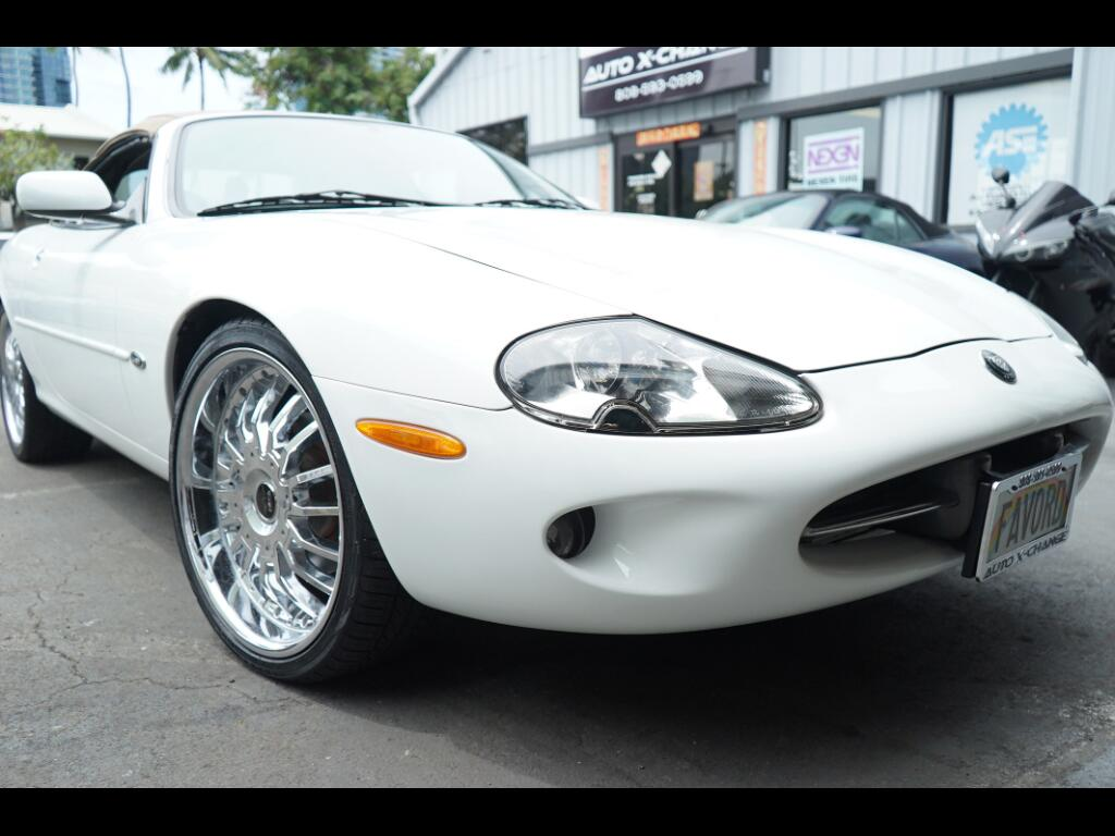 1999 Jaguar XK8 2dr Convertible