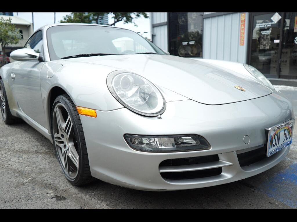 2005 Porsche 911 2dr Cpe Carrera 997