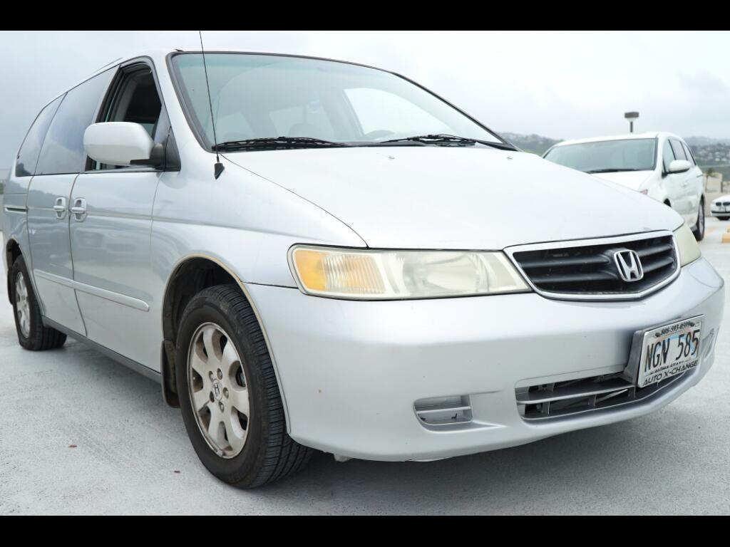 2004 Honda Odyssey 5dr EX-L RES w/DVD/Leather