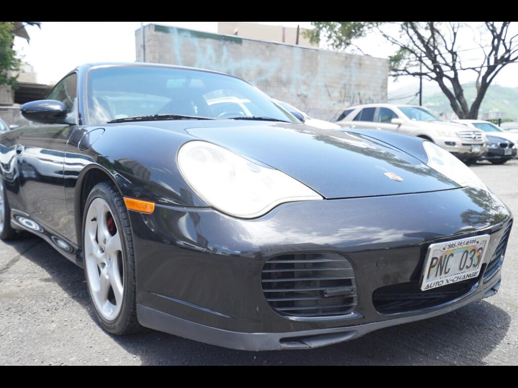 2004 Porsche 911 2dr Cpe 40th Ann Carrera 6-Spd Man