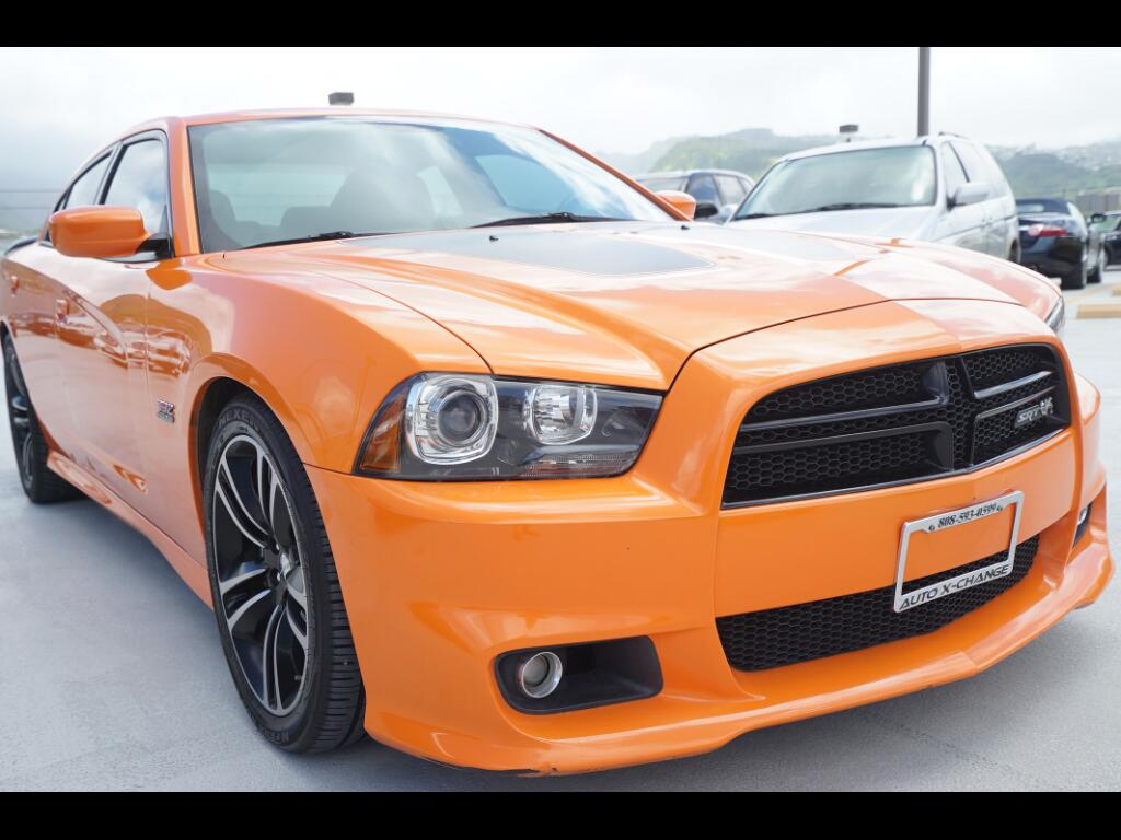 2014 Dodge Charger 4dr Sdn SRT8 Super Bee RWD *Ltd Avail*