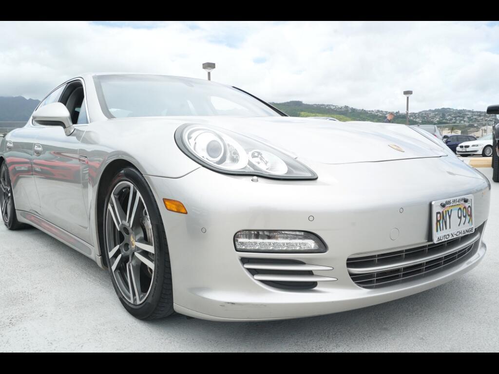 2011 Porsche Panamera 4dr HB 4S