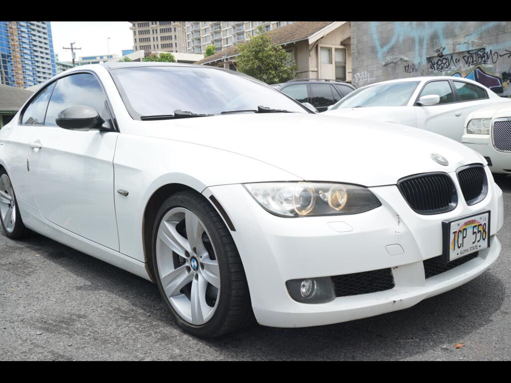 2009 BMW 3 Series 2dr Cpe 335i RWD