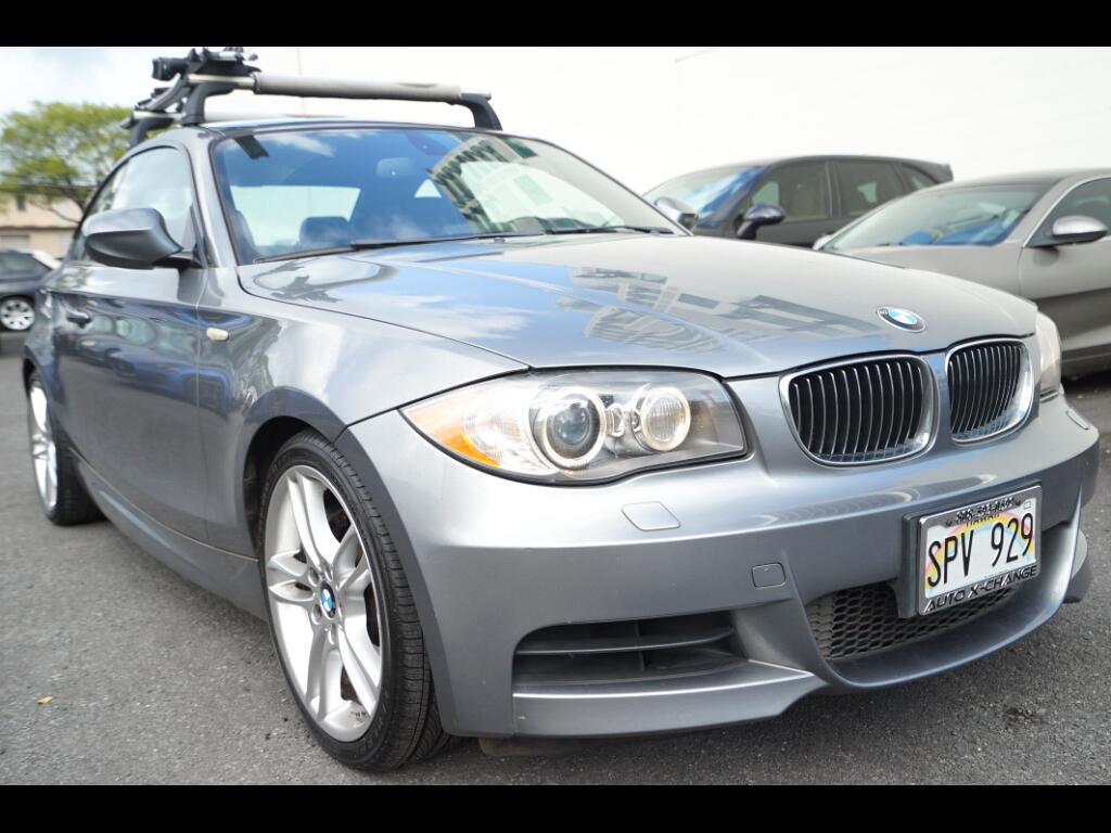 2011 BMW 1 Series 2dr Cpe 135i