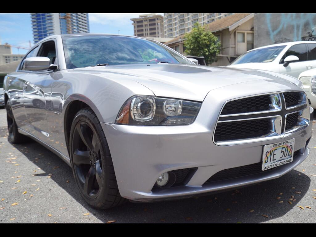2013 Dodge Charger 4dr Sdn Road/Track RWD