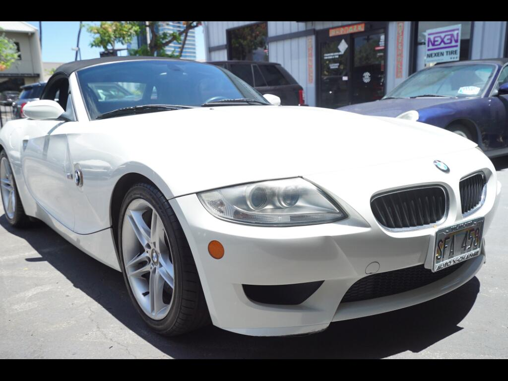 2006 BMW Z4 M 2dr Roadster