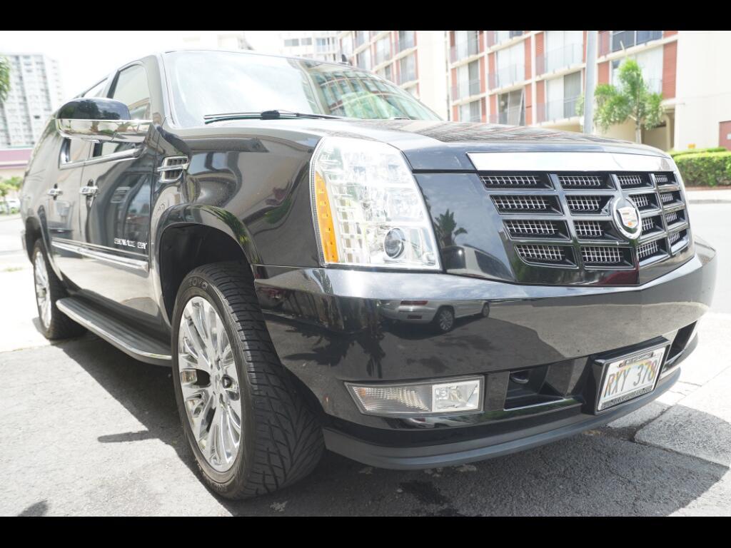 2013 Cadillac Escalade ESV 2WD 4dr Luxury