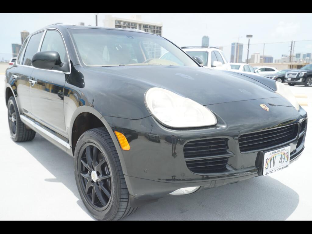 2006 Porsche Cayenne 4dr