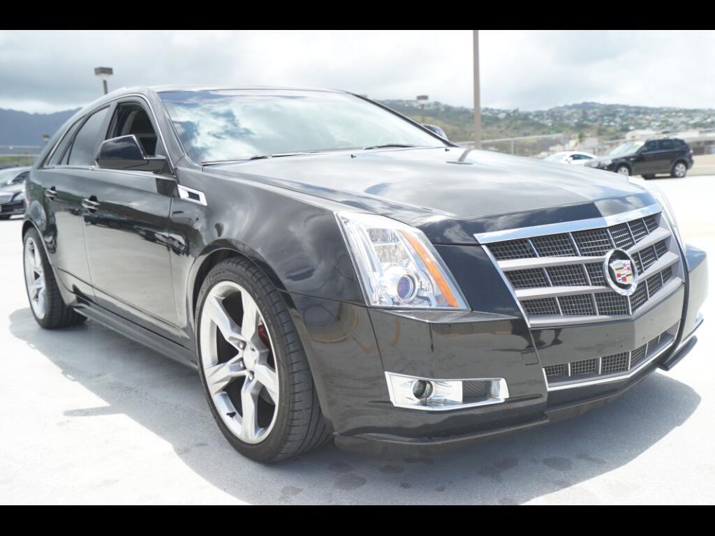 2011 Cadillac CTS Wagon 5dr Wgn 3.6L Premium AWD