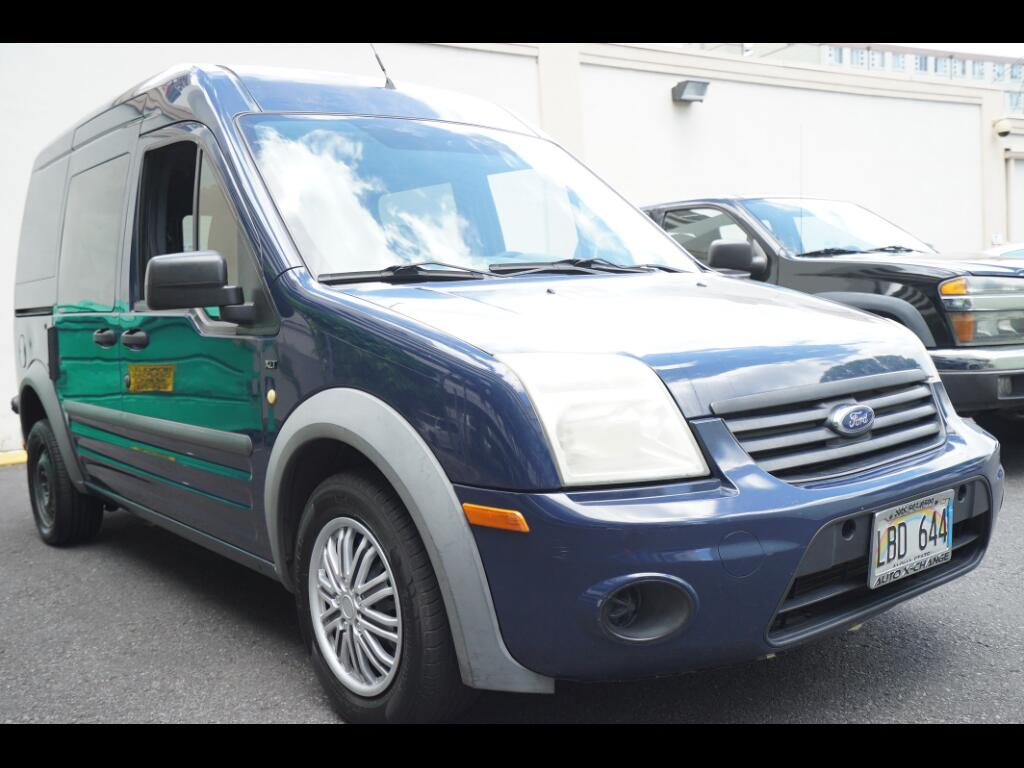 2010 Ford Transit Connect Wagon 4dr Wgn XLT