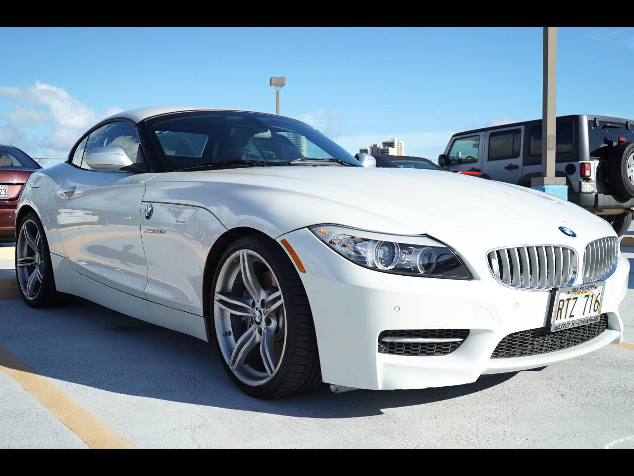 2012 BMW Z4 2dr Roadster sDrive35is