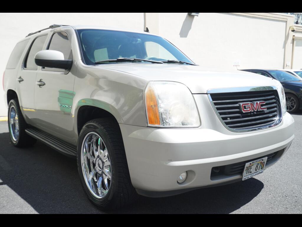 2007 GMC Yukon 2WD 4dr 1500 SLE