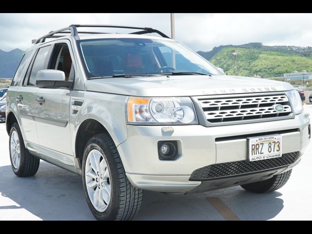 2012 Land Rover LR2 AWD 4dr HSE LUX