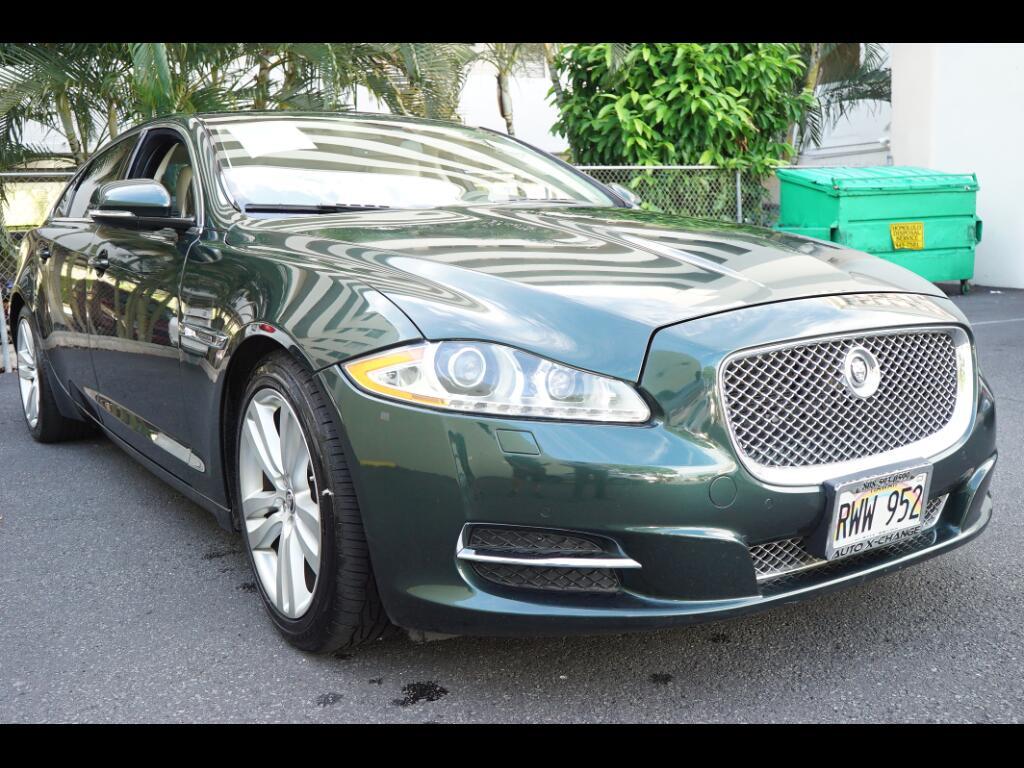 2012 Jaguar XJ 4dr Sdn XJL