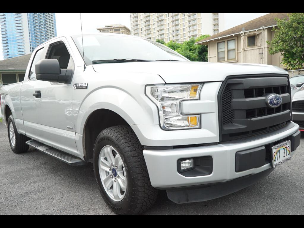 """2016 Ford F-150 2WD SuperCab 145"""" Lariat"""