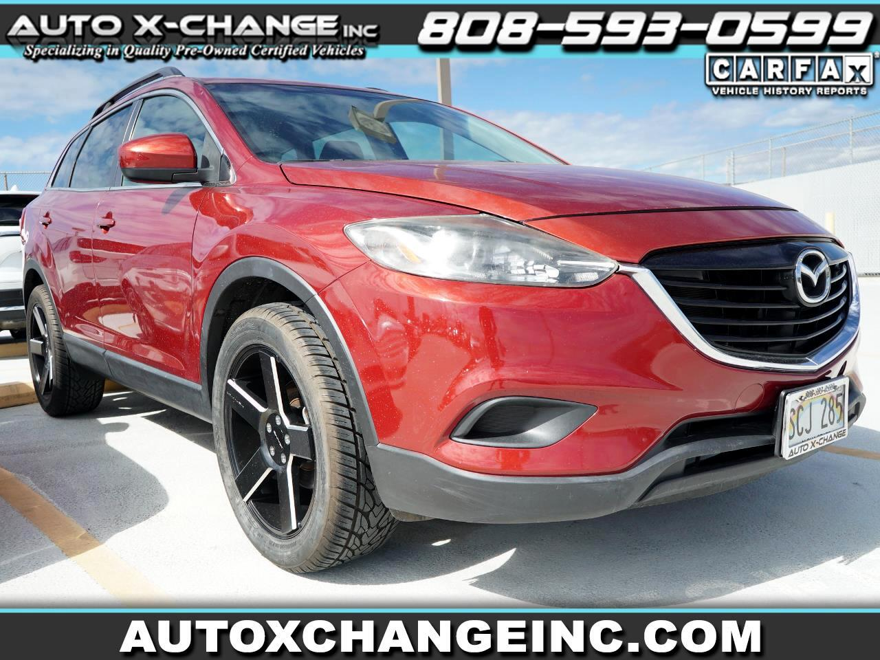 Mazda CX-9 AWD 4dr Touring 2013
