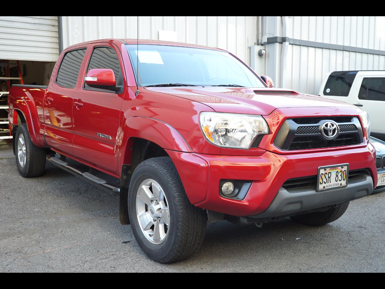 2015 Toyota Tacoma 2WD Double Cab LB V6 AT PreRunner (Natl)