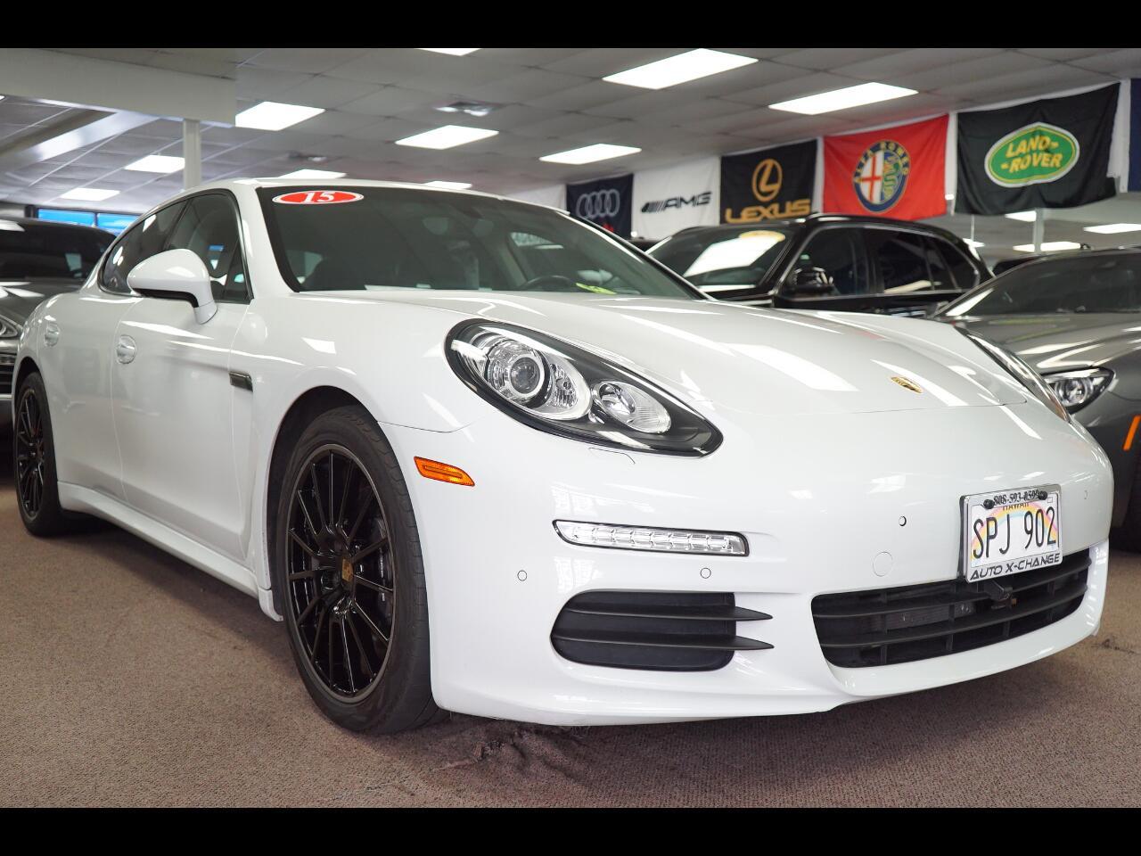2015 Porsche Panamera 4dr HB 4