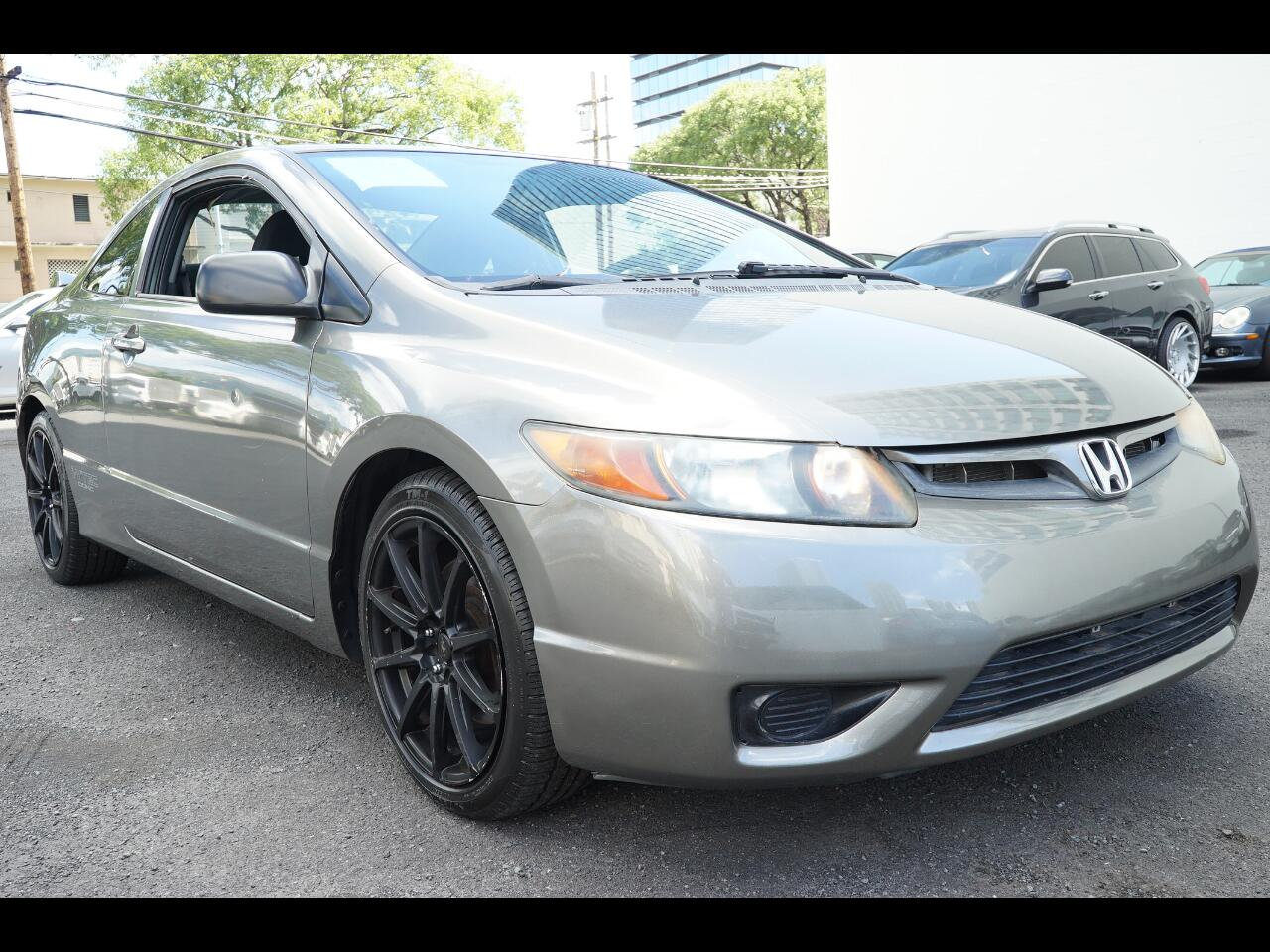 2006 Honda Civic Si Manual