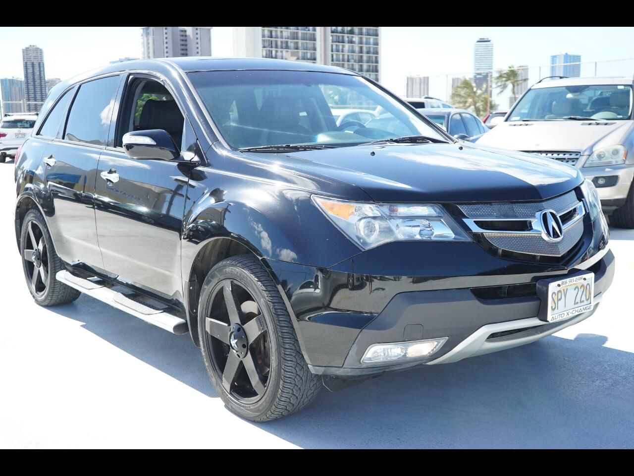 2007 Acura MDX 4WD 4dr Sport/Entertainment Pkg