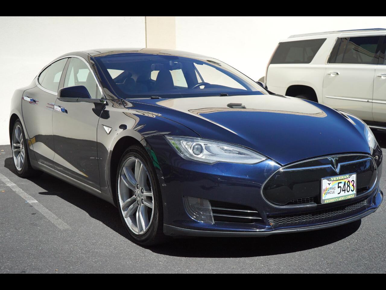 2013 Tesla Model S 4dr Sdn